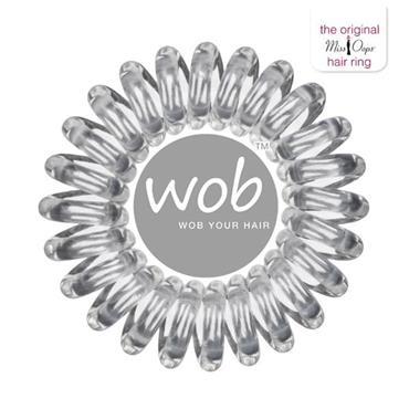 Miss Oops Clear WOB - traceless ring for your hair