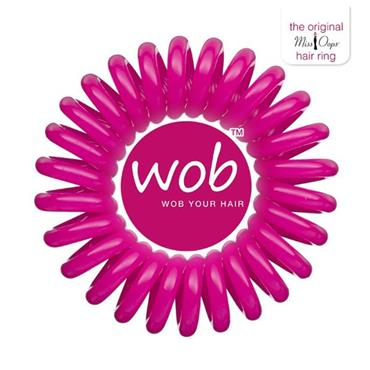 Miss Oops Pink WOB - traceless ring for your hair