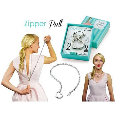 Zipper Pull Extension - For opening & closing all dress zippers