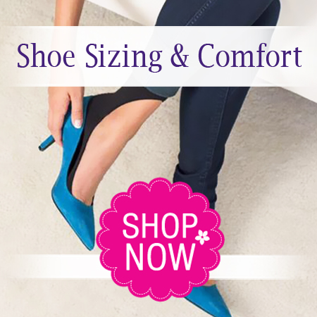 Shoe Sizing and Comfort