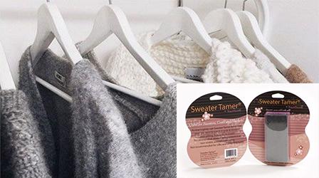 Sweater Tamer solution