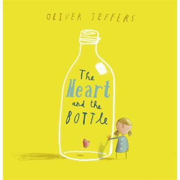 Oliver Jeffers The Heart and the Bottle