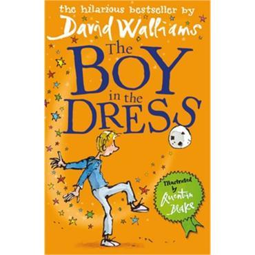 David Walliams The Boy in the Dress