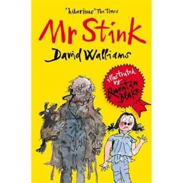 David Walliams Mr Stink