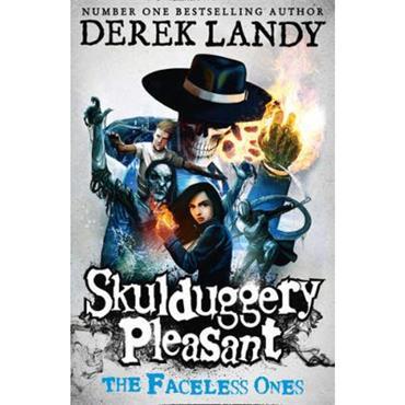 Derek Landy The Faceless Ones (Skulduggery Pleasant, Book 3)