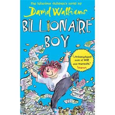 David Walliams Billionaire Boy