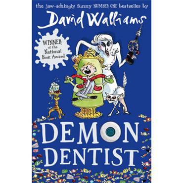 David Walliams Demon Dentist