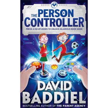 David Baddiel The Person Controller