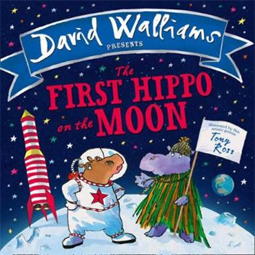 David Walliams The First Hippo on the Moon