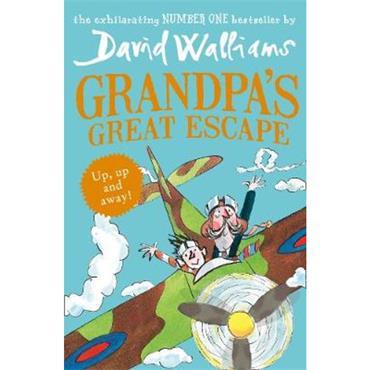 David Walliams Grandpa's Great Escape
