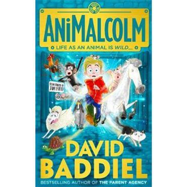 David Baddiel AniMalcolm