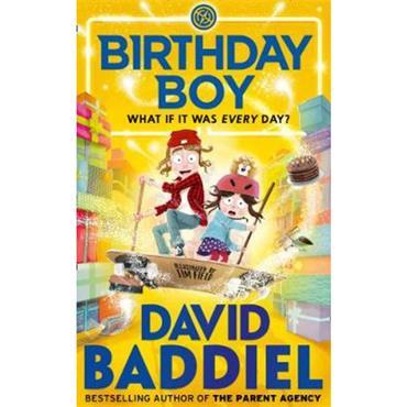 David Baddiel Birthday Boy
