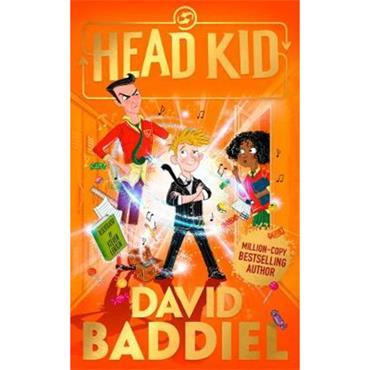 David Baddiel Head Kid