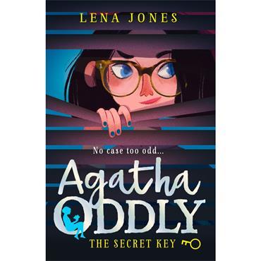 The Secret Key (Agatha Oddly Book 1) - Lena Jones