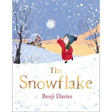 Benji Davies The Snowflake