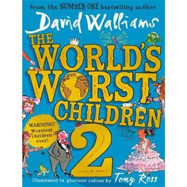 David Walliams The World's Worst Children 2