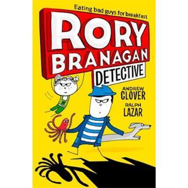 Andrew Clover Rory Branagan (Detective) (Rory Branagan, Book 1)