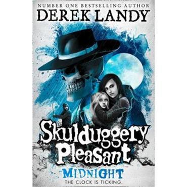 Derek Landy Midnight (Skulduggery Pleasant, Book 11)