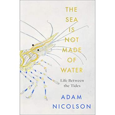 Adam Nicolson The Sea is Not Made of Water: Life Between the Tides