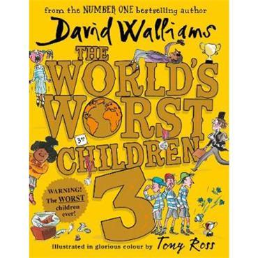 David Walliams The World's Worst Children 3