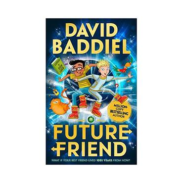Future Friend - David Baddiel
