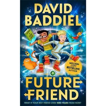 David Baddiel Future Friend