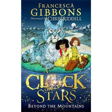 Francesca Gibbons Beyond the Mountains (A Clock of Stars, Book 2)