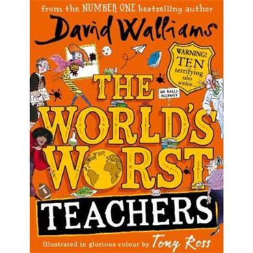 David Walliams The World's Worst Teachers