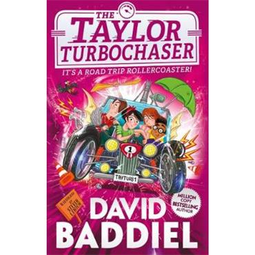 David Baddiel The Taylor TurboChaser