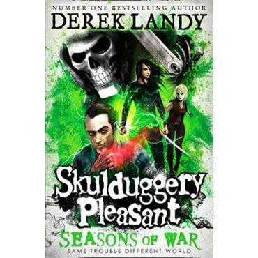 Derek Landy Seasons of War (Skulduggery Pleasant, Book 13)