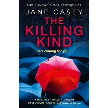 Jane Casey The Killing Kind