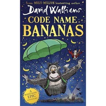 Code Name Bananas - David Walliams