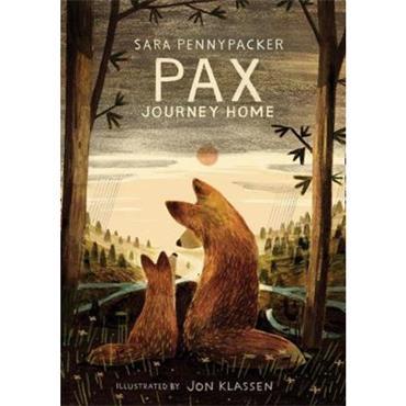 Sara Pennypacker Pax, Journey Home
