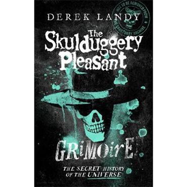 Derek Landy The Skulduggery Pleasant Grimoire