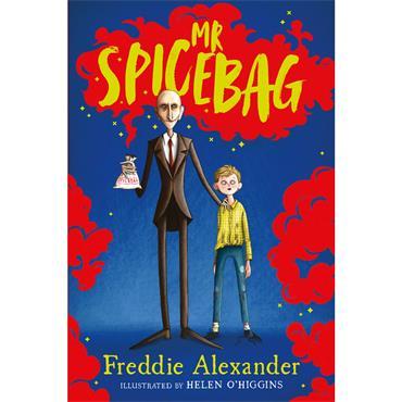 Freddie Alexander Mr Spicebag