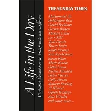 Richard Woods The Sunday Times A Life in the Day