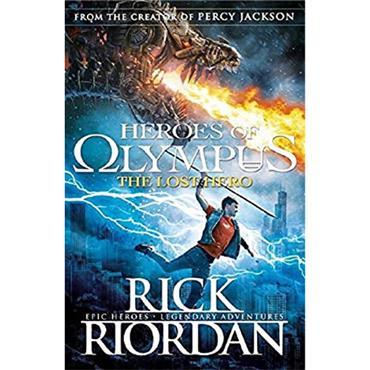 The Lost Hero (Heroes of Olympus Book 1)  - Rick Riordan