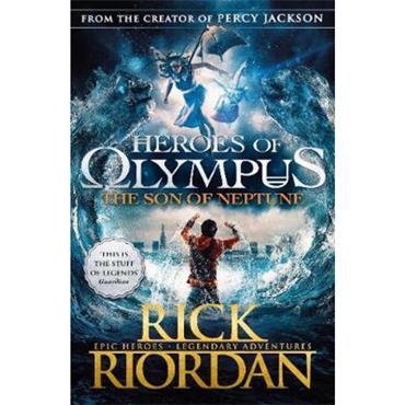 Rick Riordan The Son of Neptune (Heroes of Olympus Book 2)