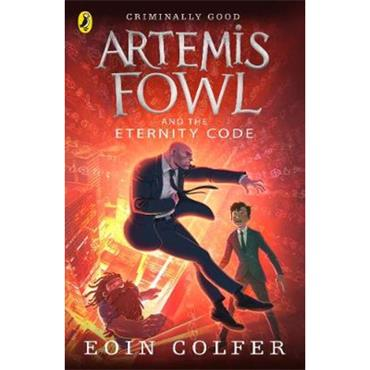 Eoin Colfer Artemis Fowl and the Eternity Code