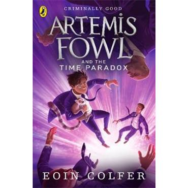 Eoin Colfer Artemis Fowl and the Time Paradox