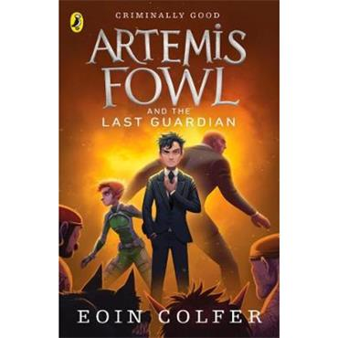 Eoin Colfer The Last Guardian (Artemis Fowl, Book 8)
