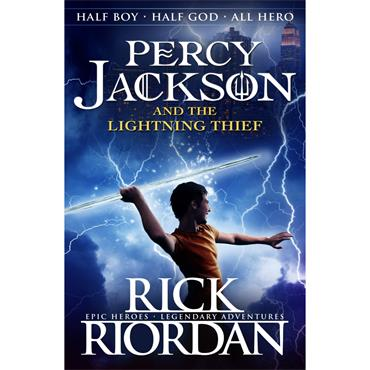 The Lightning Thief (Book 1) - Rick Riordan