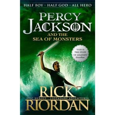 Rick Riordan Percy Jackson and the Sea of Monsters (Book 2)