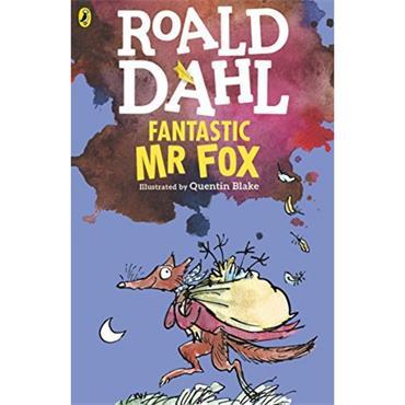 Roald Dahl Fantastic Mr. Fox