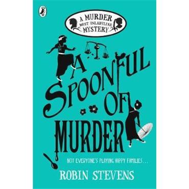 Robin Stevens A Spoonful of Murder