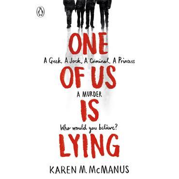 Karen M McManus One of Us is Lying