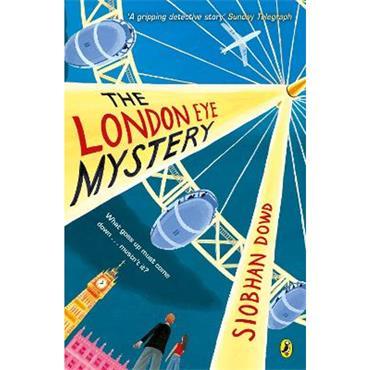 Siobhan Dowd The London Eye Mystery