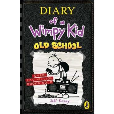Jeff Kinney Diary of a Wimpy Kid: Old School (Book 10)