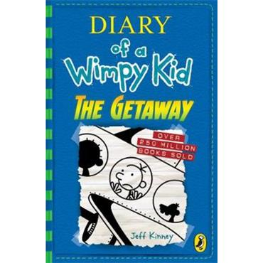 Jeff Kinney Diary of a Wimpy Kid: The Getaway (Book 12)