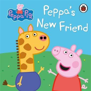 Peppa Pig Peppa's New Friend